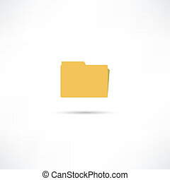 folder with documents icon