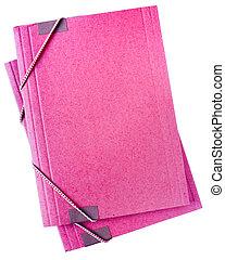 folders, karton