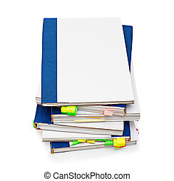 Folders with documents