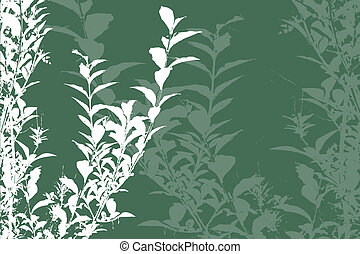 Foliage background