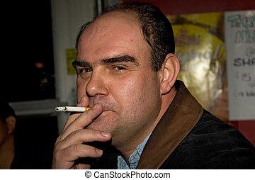 folk, 25, vlad, röka