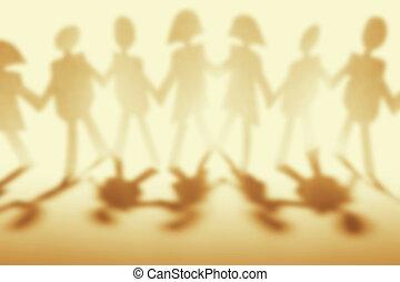 folk hand i lik hand