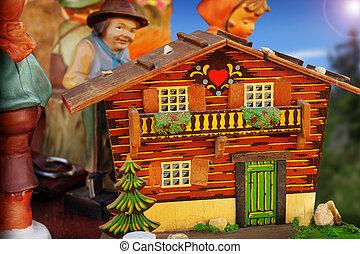 Folk home