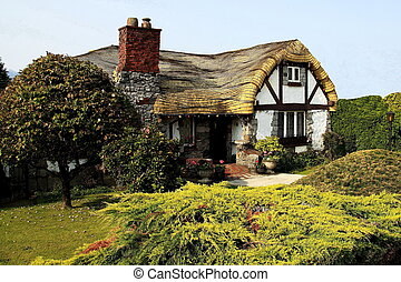 Folk house - Rare folk stile house in Vancouver