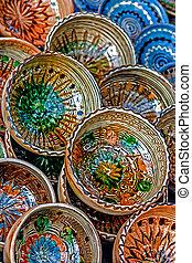 Folk pottery 8