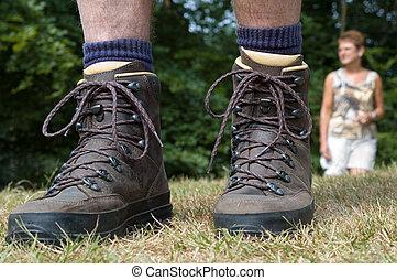 Follow the hiker -2