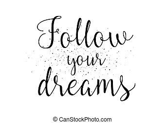 Follow Your Dreams Clipart Dream discover ...