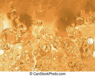 folyékony gold, háttér