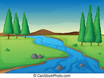 folyó