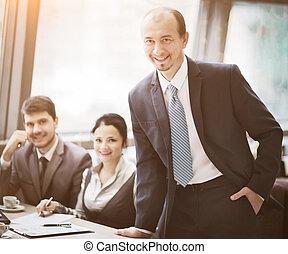 fonctionnement, bureau, ensemble, mieux, équipe, résultats,  Business, réaliser