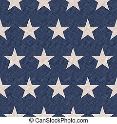 fond, étoiles, seamless, patriotique