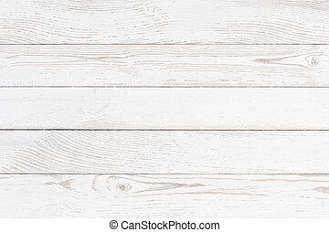 fond blanc, bois