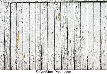fond, blanc, bois, mur, concept, vendange