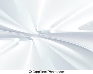 fond blanc, horizon