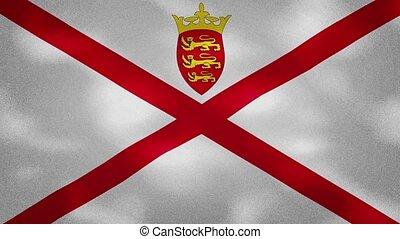fond, boucle, wavers, drapeau, jersey, dense, parishes, ...