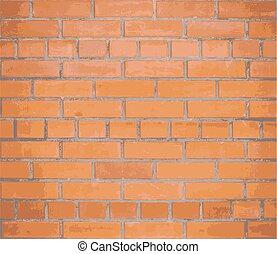 mur brique vecteur arri re plan rouge illustration vectorielle rechercher des clipart des. Black Bedroom Furniture Sets. Home Design Ideas