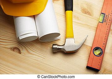 fond, construction