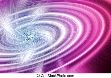 fond, cyclone, résumé, éclairage