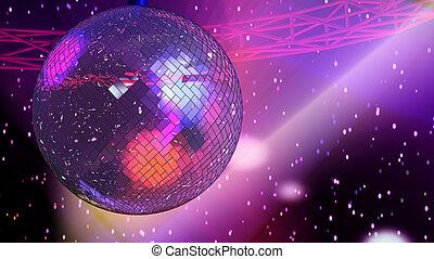 fond, disco