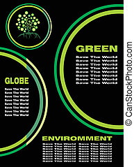 fond, environnement