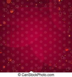 fond foncé, étoiles, rouges
