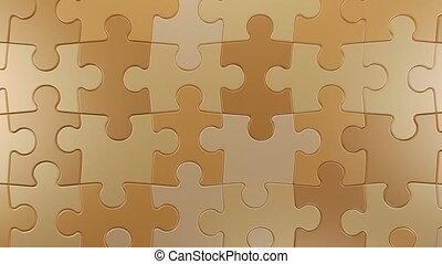 fond, hd, vertical, seamless, 3d, ultra, en mouvement, puzzle, faire boucle, animation, 4k, puzzle