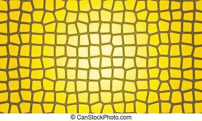 fond, jaune, résumé