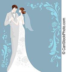 fond, mariage