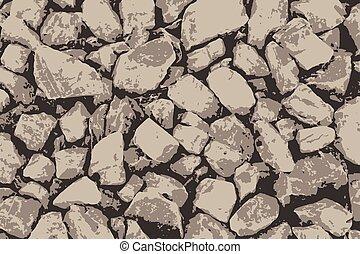 fond, mur pierre