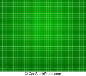 fond, plan, texture, vert