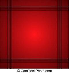 fond, résumé, rouges, élégant