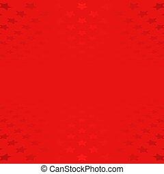 fond, rouges