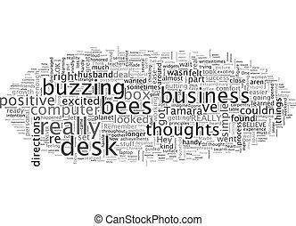 fond, texte, découragé, concept, vous, wordcloud