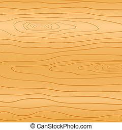 fond, vecteur, texture bois