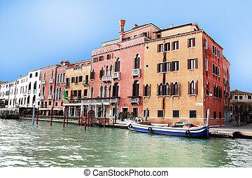 fondamenta, crotta, venezia