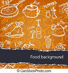 fondo alimento