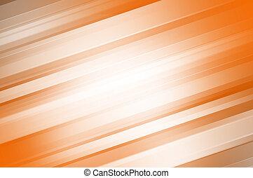 fondo, arancia, astratto
