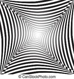fondo., arte abstracto, op