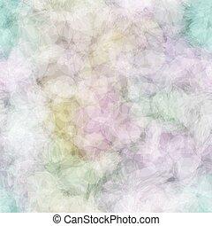 fondo., astratto, colorito, nuvola, seamless