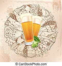 fondo, birra