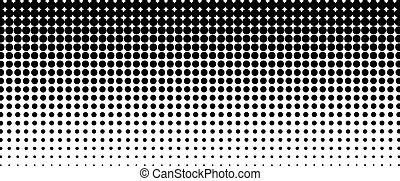 fondo., black-white, halftone