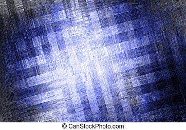 fondo, blu