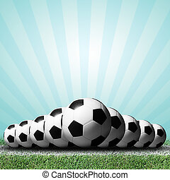 fondo., calcio