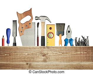 fondo, carpenteria