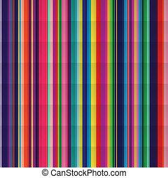 fondo, colorato, seamless, strisce