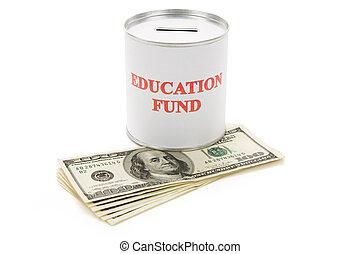 fondo, educación