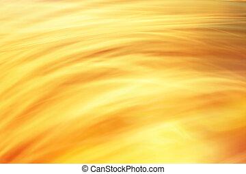 fondo, giallo
