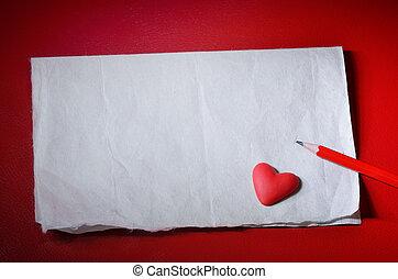 fondo, giorno valentine