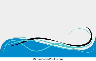 fondo, illustrazione, vettore, astratto, bianco