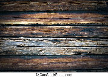 fondo, legno